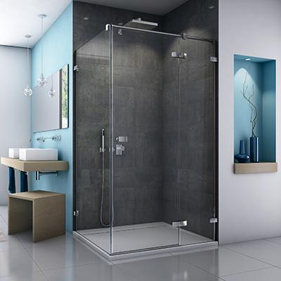 paroi de douche pour receveur